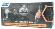 Camco 39867 Rhinoxtreme 20´ Sewer Hose Kit