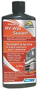 Camco 41010 Premium RV Wax Sealant 16OZ.