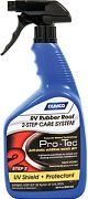 Camco 41443 Pro Tec Rubber Roof Prot 32oz