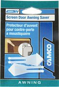 Camco 42073 Screen Door Awning Saver 1PR/P