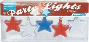 Camco 42656 Party Lights Patriotic Stars
