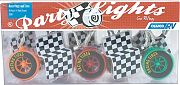 Camco 42658 Party Lights Race Tires/Flags