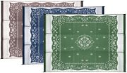 Camco 42851 9´X12´ Blue Oriental Mat