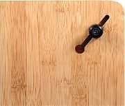 Camco 43437 Sink Cover Bamboo 13INX15IN