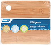 Camco 43542 Bamboo Cut Board with Finger Hole