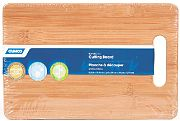 Camco 43544 Bamboo Cutting Board with Handle
