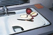Camco 43857 Sink Mate Cutting Board White