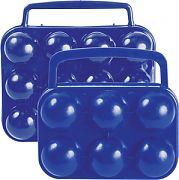 Camco 51015 Egg Carrier Holds 12