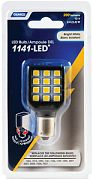 Camco 54606 Bulb LED Sw Black BA15S 200 Lm
