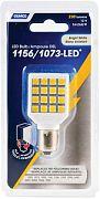Camco 54610 Bulb LED Sw White BA15S 230 Lm