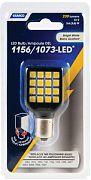 Camco 54612 Bulb LED Sw Black BA15S 230 Lm