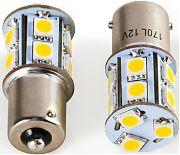 Camco 54614 13 LED Bulb BA15S 170LM 2 Pk