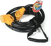 Camco 55194 50M/50F Amp 15´ Pwr.Cord with Han
