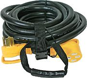 Camco 55195 50M/50FAMP30´POWERGRIPEXTCORD