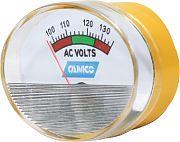 Camco 55263 Ac Line Voltage Meter