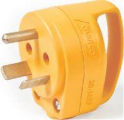 Camco 55283 30AMP Min Rplcmnt Male Plug