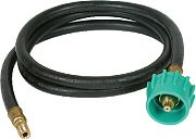 Camco 59183 Pigtail Propane Hose 48IN(CLAM