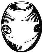Camp D45 45MM Zinc Barrel Collar