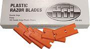 Captains Choice PB300 Razor Blade Plstc 2XEDGE 100/P
