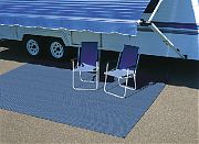 Carefree 180873 Carefree Dura Mat 8X8 Blue