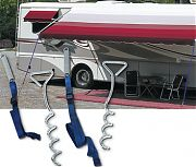 Carefree 901000 Awning Tie Down with Hooks