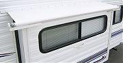 "Carefree DG1470042 Repl Fabric Slideout 147"" Wht"