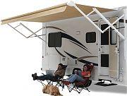 Carefree OV2553HW 12 Volt Traveler Arm Set Steep Pit