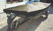 Carver 74203 Cover OJ 16 Boat Duck