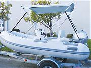 Carver V4267UB 2 Bow Ups 42IN 63 73 Wh Vnyl