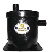 Centek Industries 1500032 2.50 Vernalift Side In/Top Out