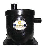 Centek Industries 1500079 2.00 Vernalift Side In/Top Out