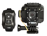 Cobra Electronics WASPcam 9905 Waterproof Action-Sports Camera + Wi-Fi