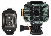 Cobra Electronics WASPcam 9906 CAMO Action-Sports Camera + Wi-Fi