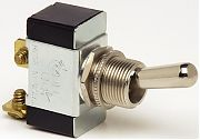 Cole Hersee 55021 Heavy Duty Single Pole Toggle Switch - SPDT - (On)/Off/(On)