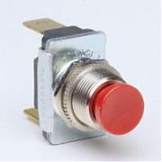 Cole Hersee 918702 Push-Button Switch, Normally Off