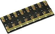 Cole Hersee M-643-01-BP Fuse Block 8P