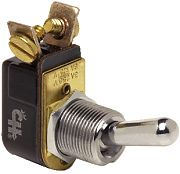 Cole Hersee M484BP Medium Duty Toggle Switch - SPST - On/Off