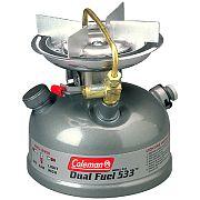 Coleman Stove, 1-Burner Sportster II, Dual Fuel
