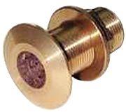 "Conbraco 65BN763 1/2"" Bronze Thru Hull Connector"
