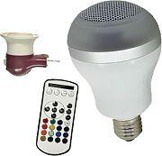 Diamond Group H11001 LED Bulb Multicolor Bl/Th Spkr