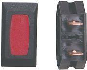 Diamond Group ZU-03-14 Blk/Red LAMP3/PACK Indicator