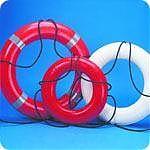 """Dock Edge 30"""" Life Ring Buoy"""