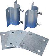 Dock Edge 85-230-F Side Leg Holder Kit Stationary