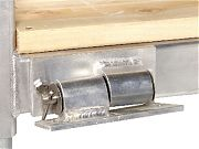Dock Edge 85-322-F Connector Hinge Kit