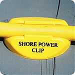 Dock Edge Shore Power Clip