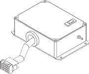 Dometic RV 3307844.005 Asm Control Box W Pro Umnl