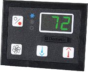 Dometic/SeaLand 222000226 Display Only Dometic I/0 Black