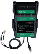 Dual Pro RS1 6 Amp Bank Battery Charger 12 Volt