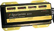 Dual Pro SS4 Sportsman Four 10 Amp Banks Charger
