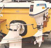 EZ Steer EZ20002 Omc O/B Conn. Kit